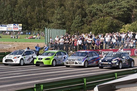 SEAT Leon toont potentie tijdens BK Rallycross