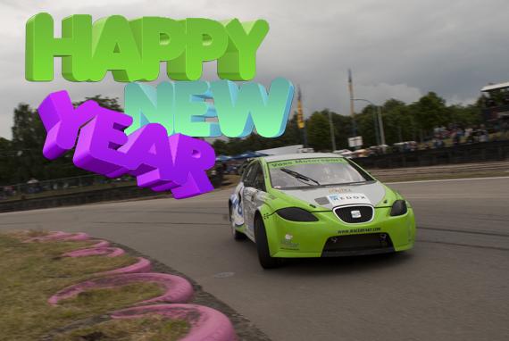Het nieuwe jaar in met het Ron Snoeck Racing Team