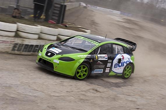 Ron Snoeck Racing Team maakt zich op voor eerste NK Rallyracing wedstrijd