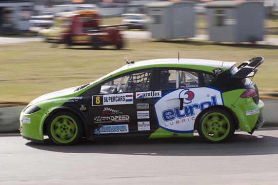 Ron Snoeck Racing Team hoopt op probleemloze tweede NK