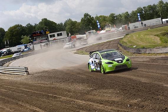 Podiumplek voor Ron Snoeck Racing Team bij tweede NK Rallyracing
