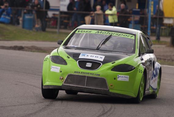 Ron Snoeck Racing Team maakt zich op voor derde ronde NK Rallyracing