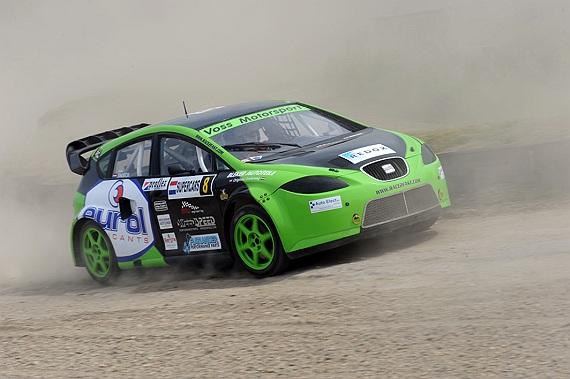 Tweede plaats voor Ron Snoeck bij derde NK Rallyracing wedstrijd