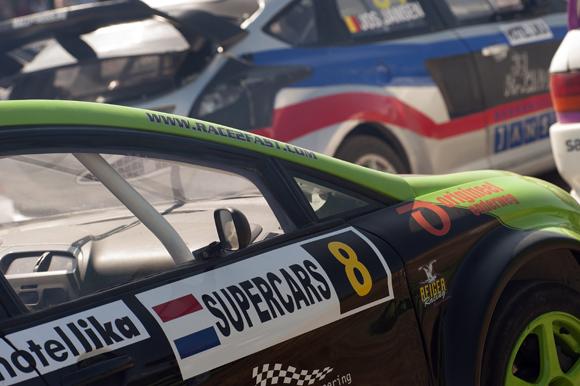 Start Rallycross seizoen 2014 verloopt niet zoals verwacht