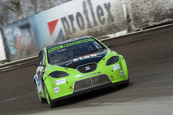 Geslaagde Rallyracing testdag voor het Ron Snoeck Racing Team
