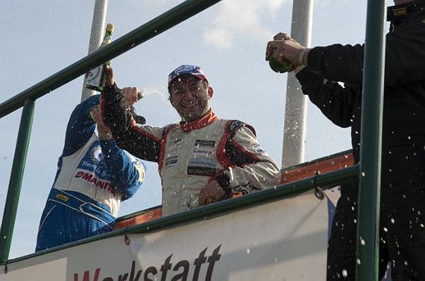 Schitterende overwinning voor Ron Snoeck op Estering in Duitsland!