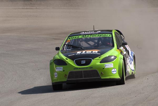 Ron Snoeck Racing Team gaat uitstap maken naar EK Autocross in Italie
