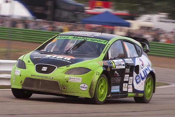 Ron Snoeck Racing Team op jacht naar de Belgische Rallycross titel!