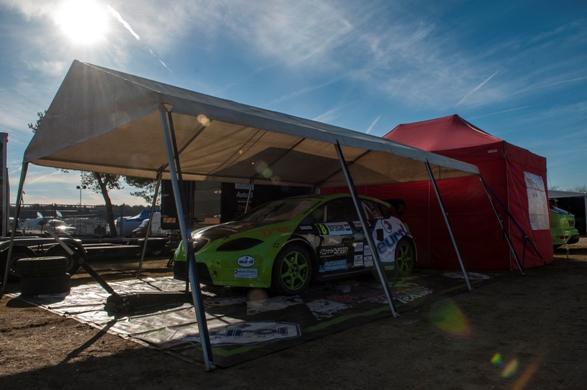 Mechanische pech overvalt het Ron Snoeck Racing Team tijdens BK