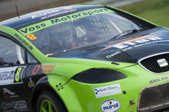 Het einde in de Supercars klasse is in zicht voor het Ron Snoeck Racing Team