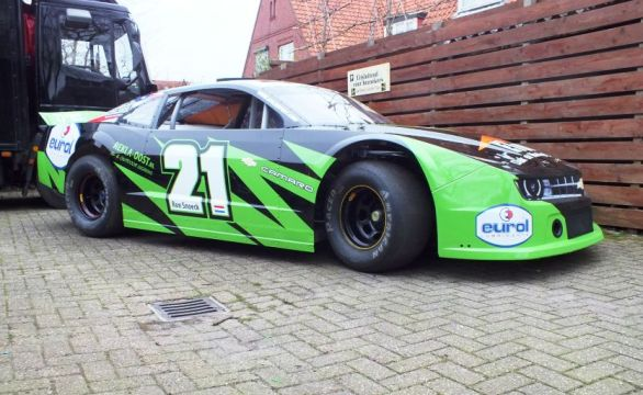Livery LMV8 Ron Snoeck Racing Team gepresenteerd op Racing EXPO