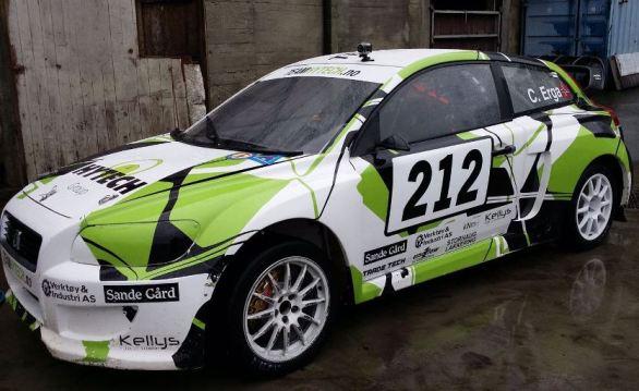 Ron Snoeck Racing Team terug naar de Rallycross!
