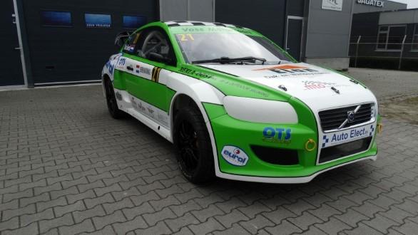 Het nieuwe Rallycross wapen voor het Ron Snoeck Racing Team is klaar!